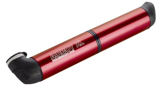 SKS Airboy XL Pomka rowerowa czerwony